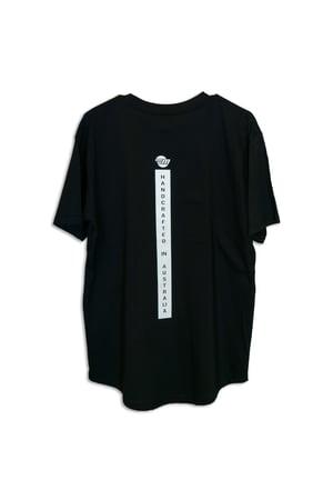 Image of Malibu Unisex T-Shirt - Black