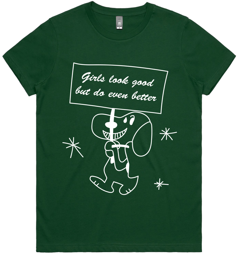Image of Snoopy 4 Girls - Women's T-shirt - 4 colours