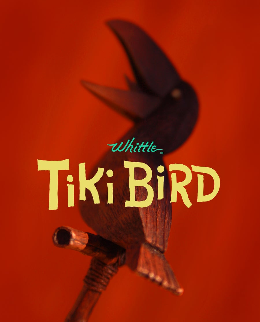Image of Whittle Tiki Bird (ON SALE AT SHIPWRECKED EVENT ONLY)