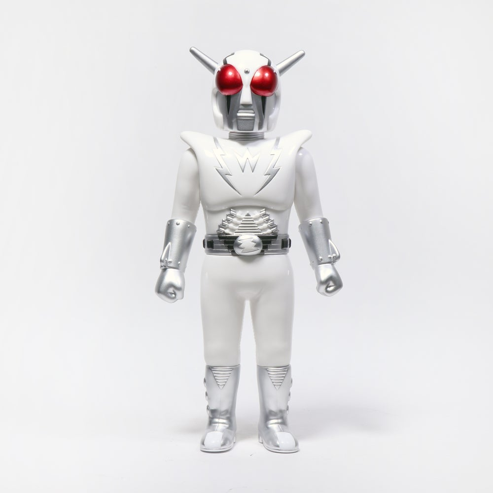 Image of SUPER INFRAMAN VINYL FIGURE SPECIAL VARIANT EDITION