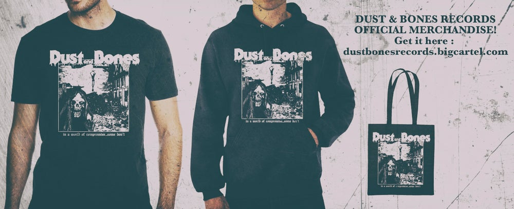 Image of Dust & Bones T-shirt