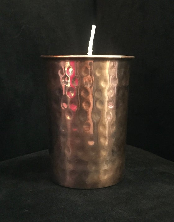 Image of DuKana Copper Candle