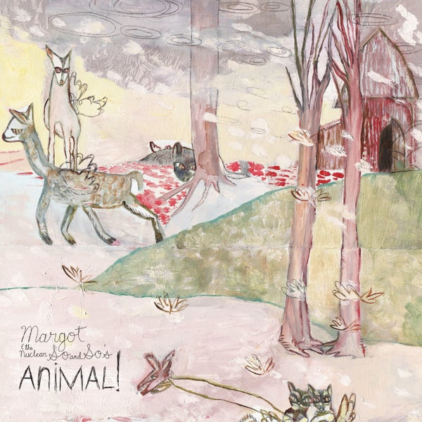 Image of Animal! (2XLP) - colored vinyl