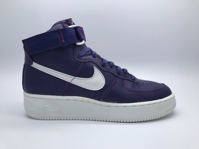 "online store b48bc c80ed Image of NIKE AIR FORCE 1 HI ""OG PURP"""