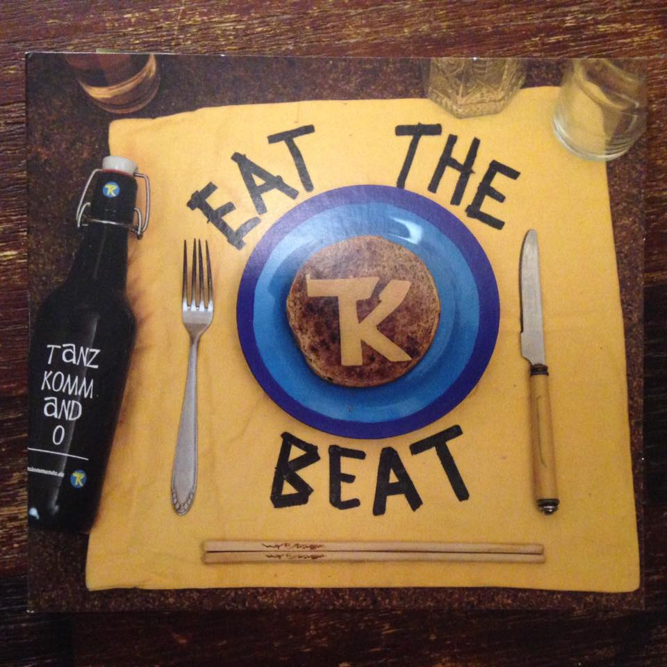 Image of Eat The Beat - EP