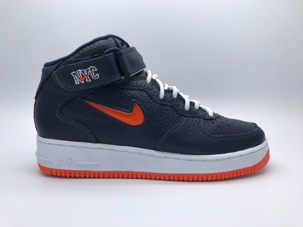 the latest 816c8 9c58d Image of NIKE AIR FORCE 1 MID SC (NYC JEWEL)