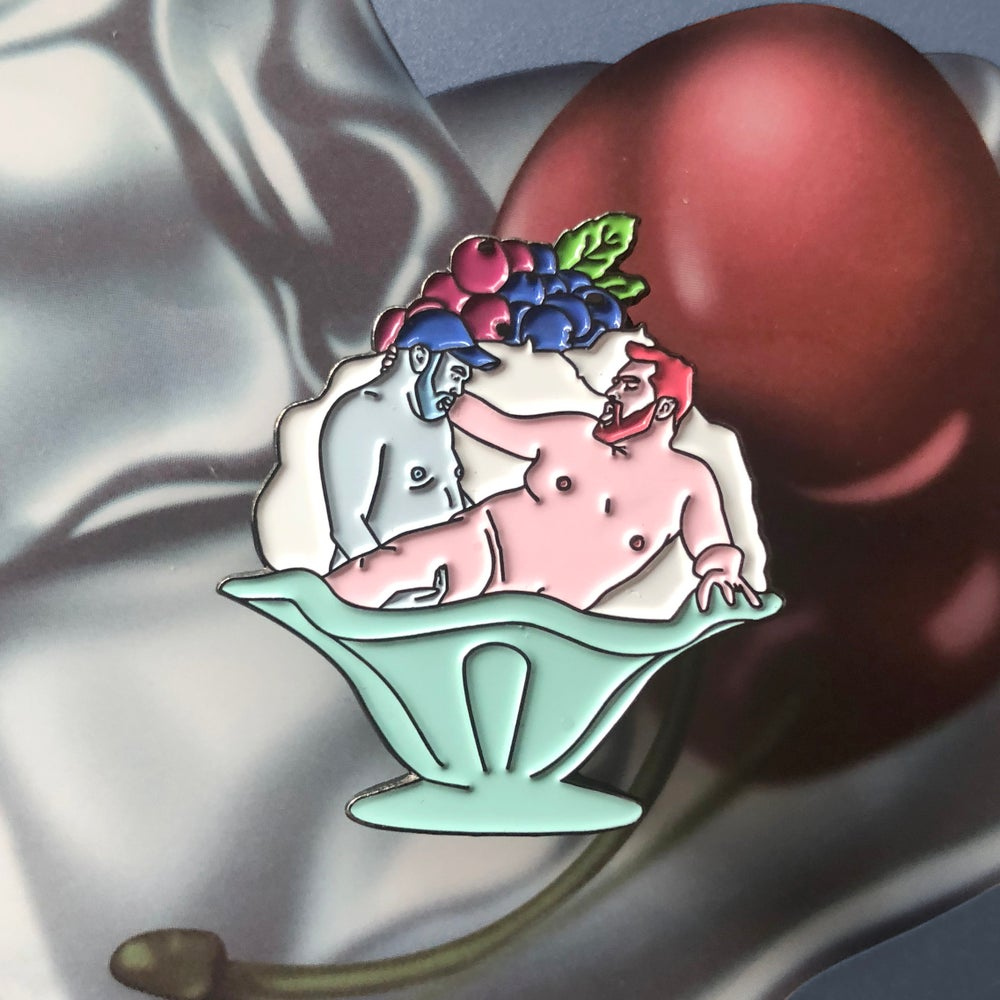Image of Pin - Bear Sundae