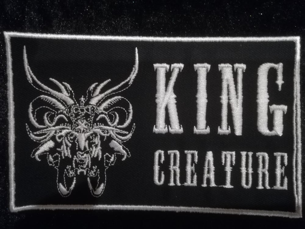 Image of King Creature patch