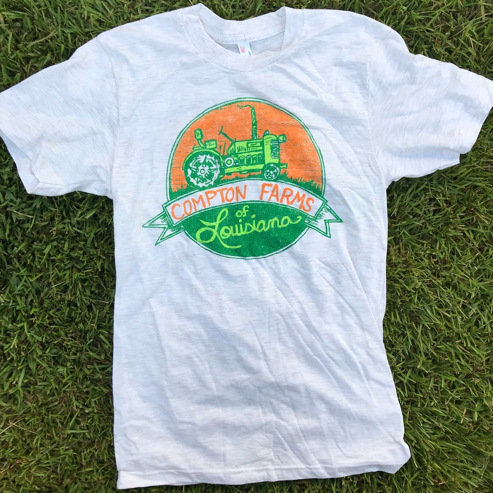 Image of Adult Compton Farms Short Sleeve Tee