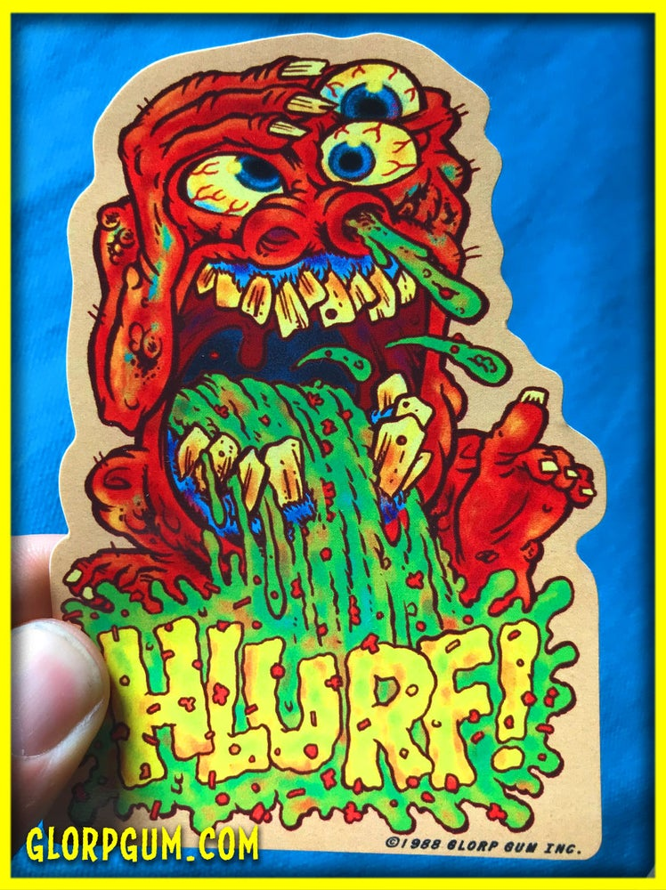 Image of GROSS GUTS GANG Series 1 STICKER PACK