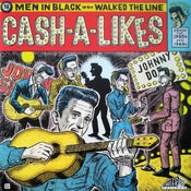 Image of LP V.A. : Twisted Tales, Cash-A-Likes. Limited Edition.