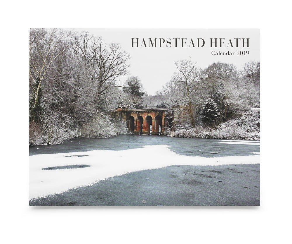 Image of 2019 Hampstead Heath Calendar