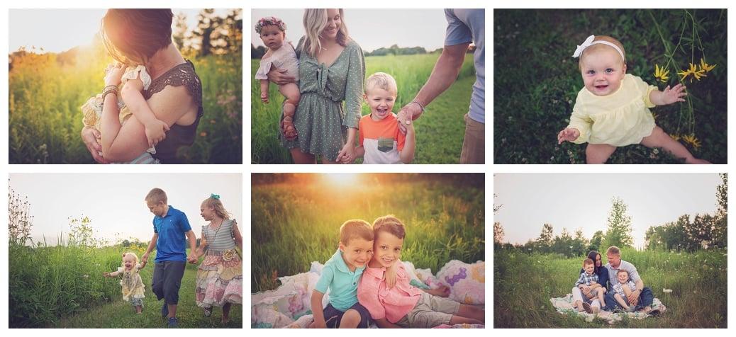 Image of Sunset Field Minis