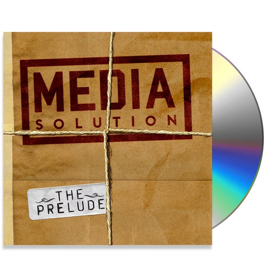 Image of Media Solution - The Prelude - CD (2016)