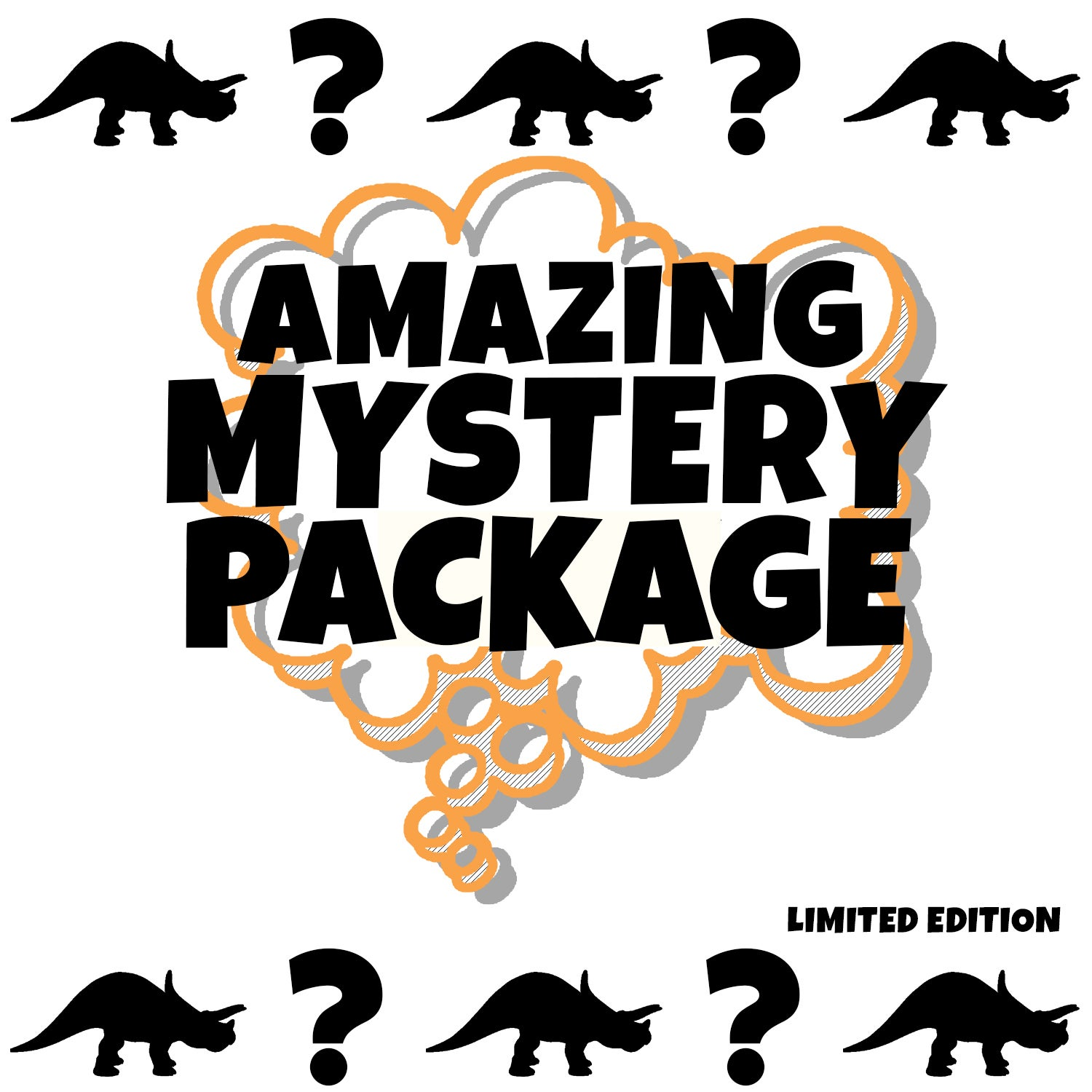 Image of AMAZING MYSTERY PACKAGE