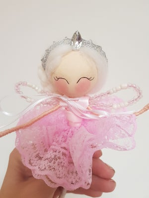 Image of Decorative Twinkle Toes Ballerina Fairy