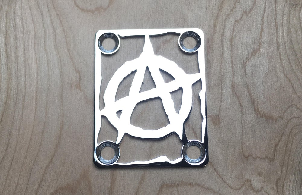 Image of Anarchy - Chrome Finish