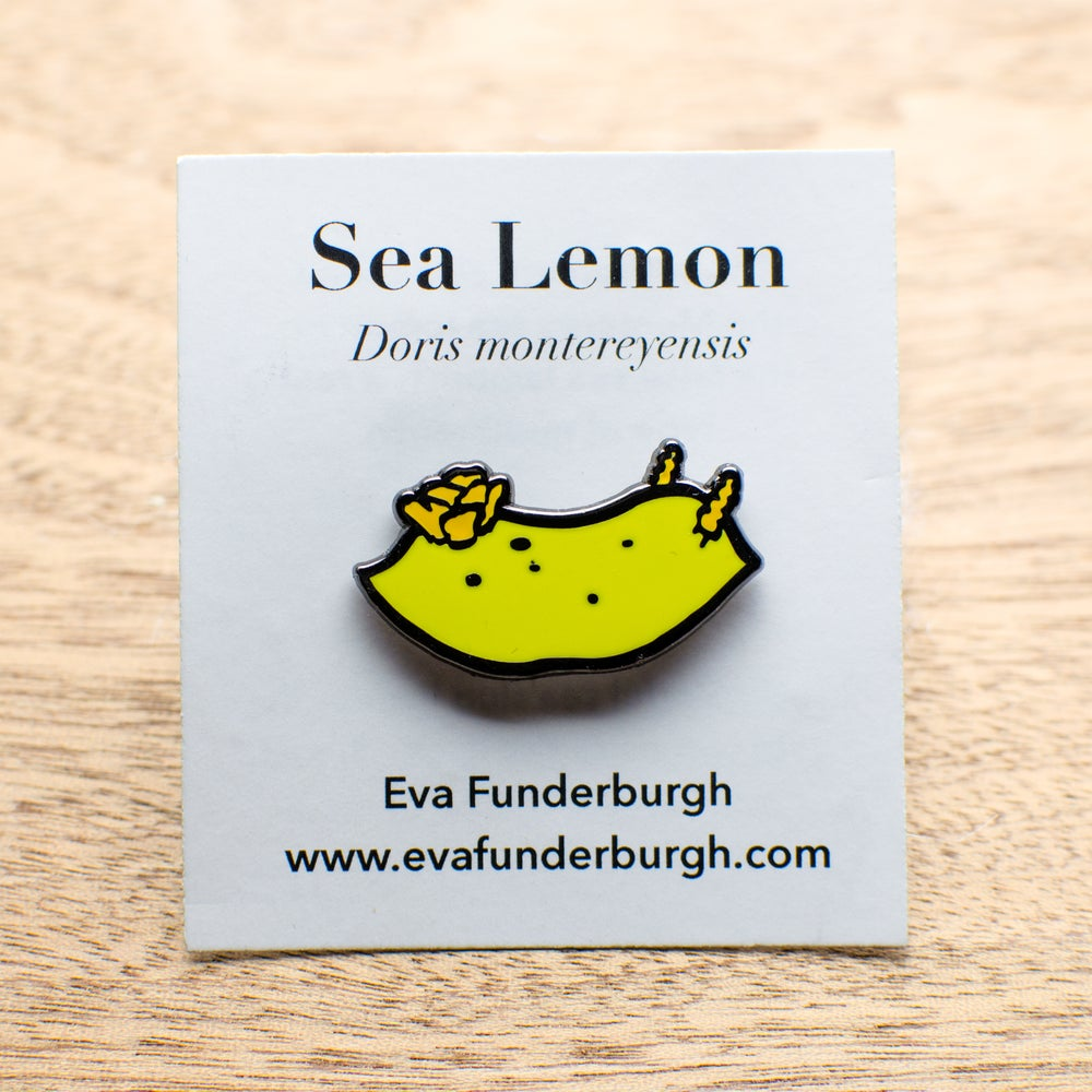 Image of Sea Lemon Pin (Reserved!)