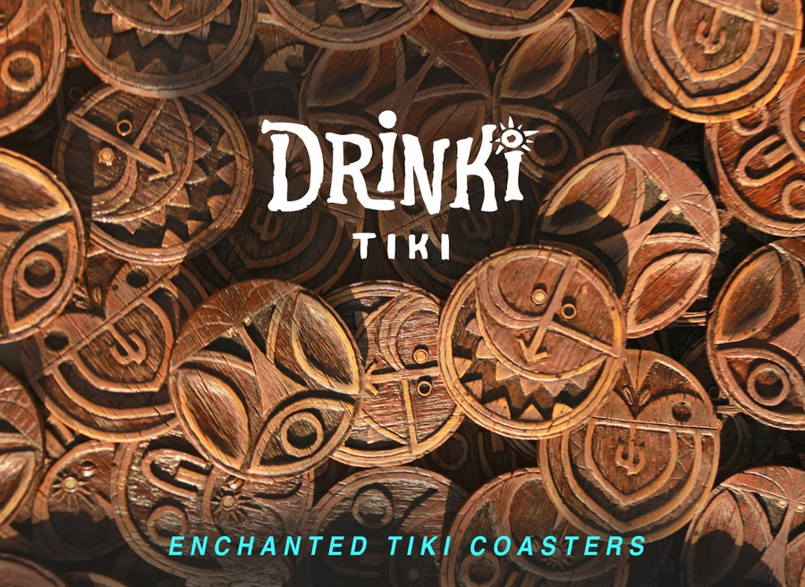 Image of DRINKI TIKI (SERIES ONE)