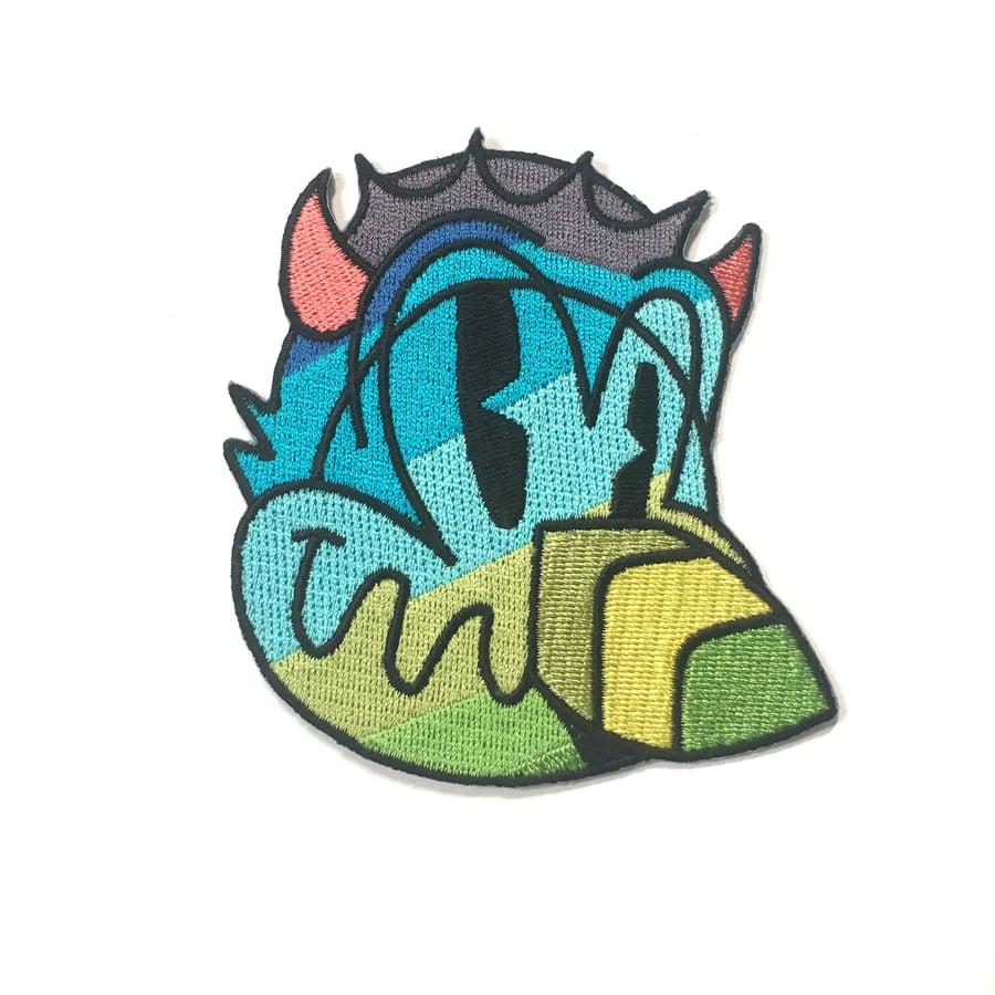 Image of Devil Patch