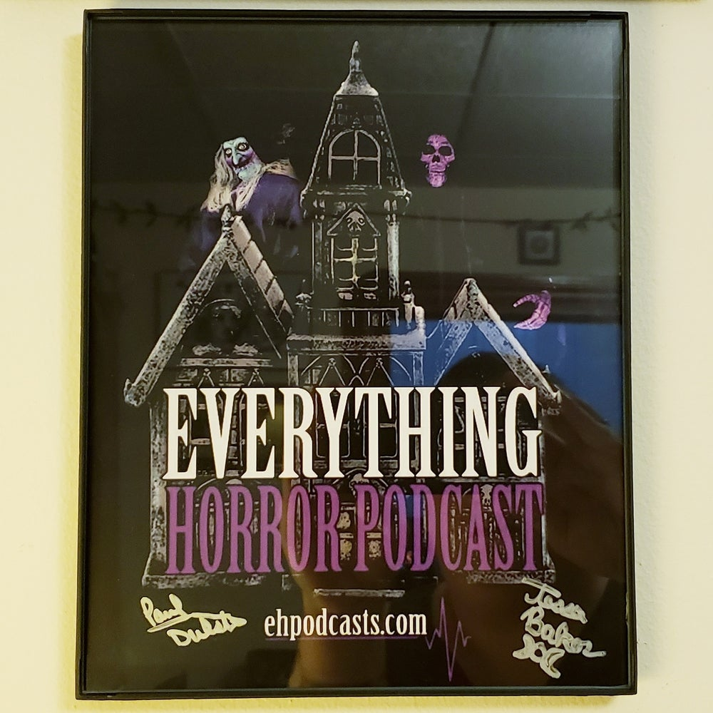 Image of SIGNED EHPodcasts Poster