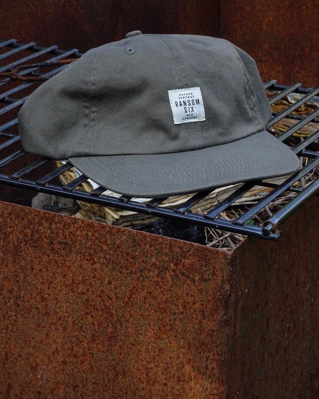 Image of Dad Hat - Olive