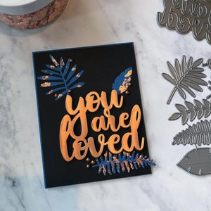 Image of You are loved card