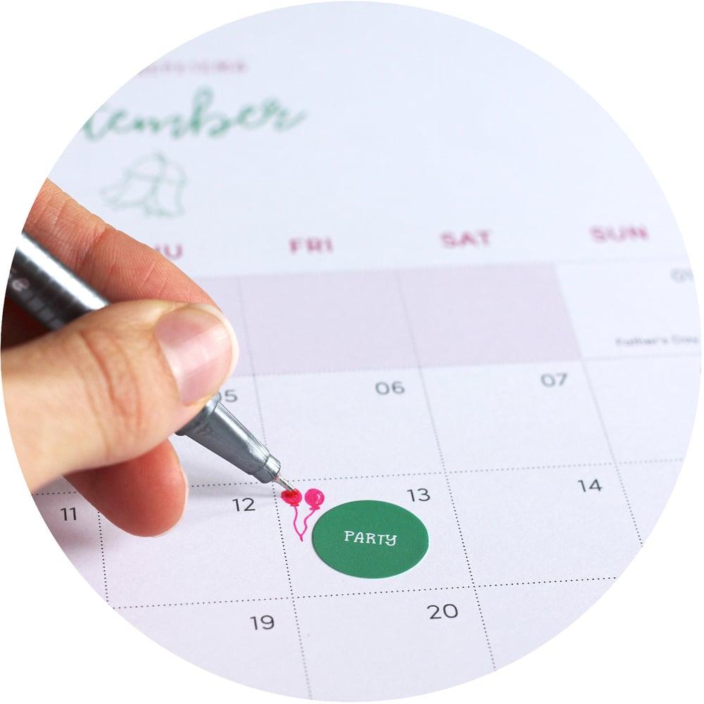 Image of Kuwi Calendar 2019