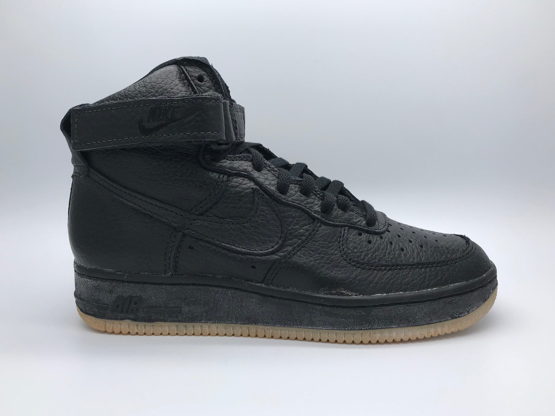 the latest 421a6 724f4 ... where can i buy image of nike air force 1 high og black gum fabf9 e9be0