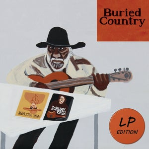 Image of BURIED COUNTRY (LP Edition)