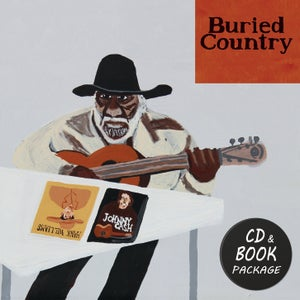Image of BURIED COUNTRY (CD and BOOK PACKAGE) PRE-ORDER
