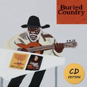 Image of BURIED COUNTRY (CD ONLY)