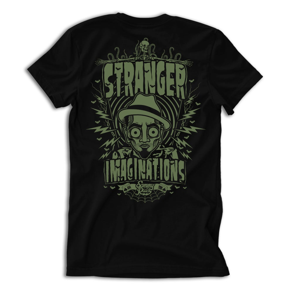 "Image of Stranger Imaginations ""T-Shirt"""
