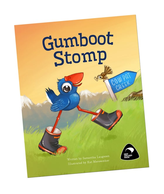 Image of ALL NEW Gumboot Stomp