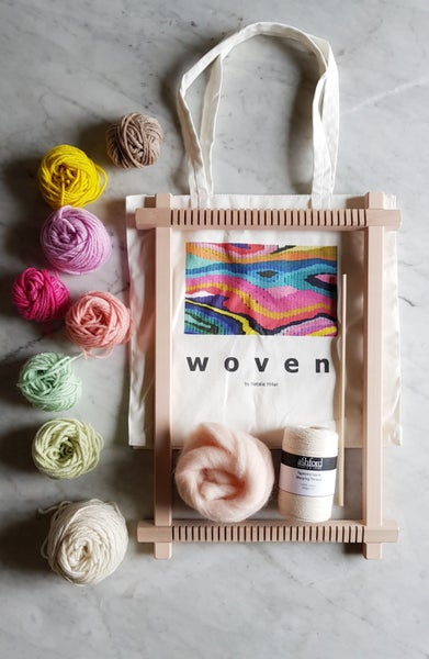 Image of Tapestry weaving starter kit