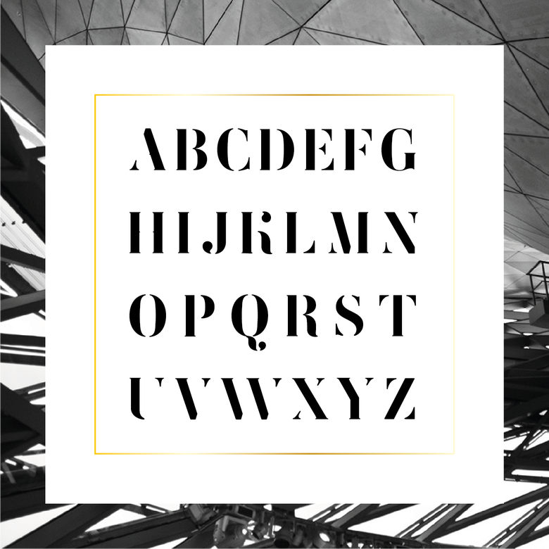 Image of «Femoralis» Typeface – Licence for commercial use