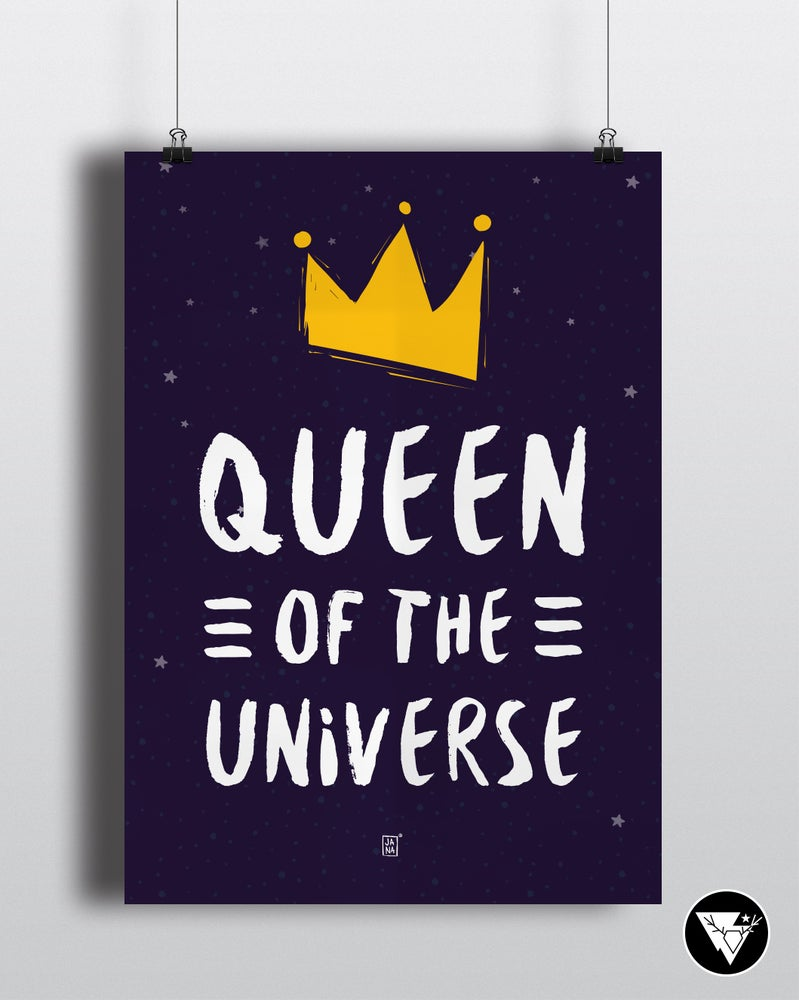 Image of Queen of the Universe