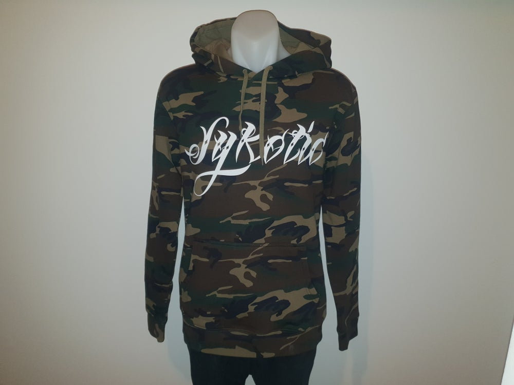 Image of OG Pullover Hood (Camo) *Limited Run*