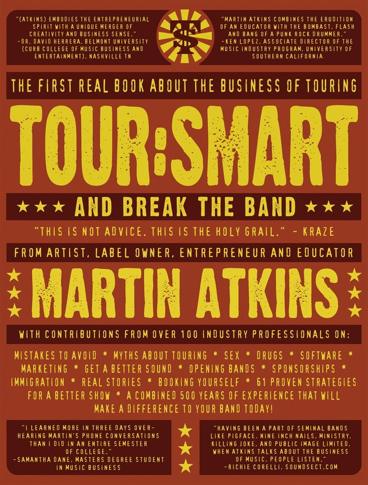 Image of Tour:Smart Digital Book
