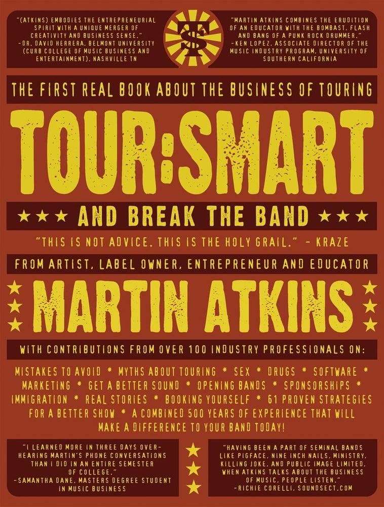 Image of Tour:Smart Digital Book