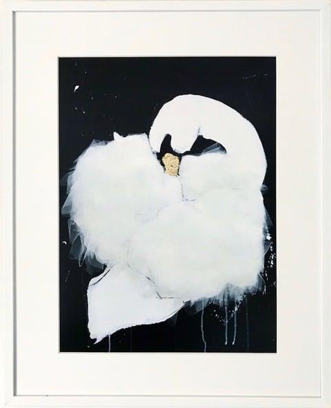 Image of  A4/A3 Print # Duvet - 250KR/500KR