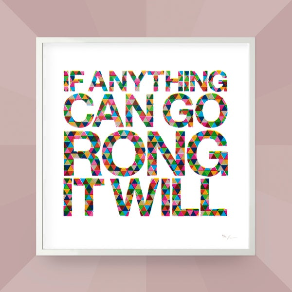 Image of If Anything Can Go RONG It Will