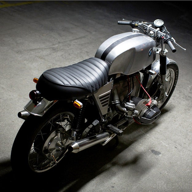 Image of BMW R100 Silver