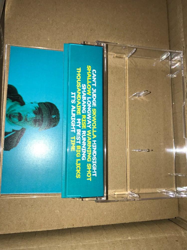 Image of Dirtbrain Cassette tape