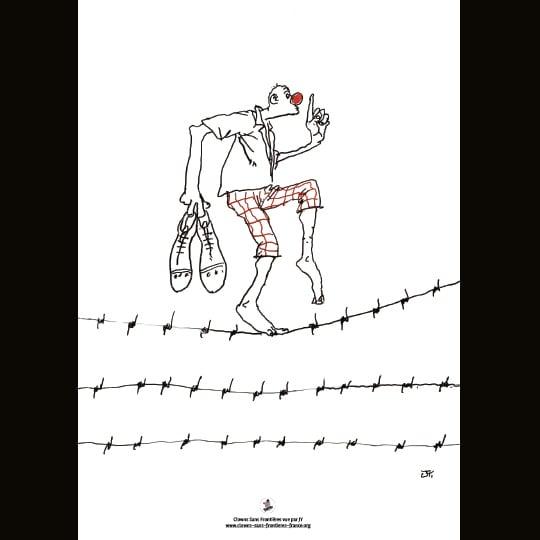 """Image of Affiche """"Nez libres et égaux"""""""