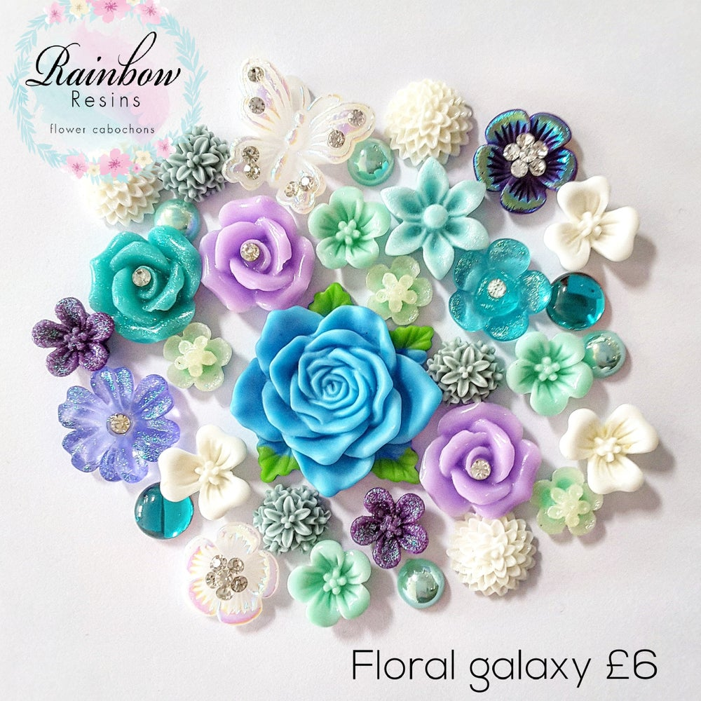 Image of Floral galaxy