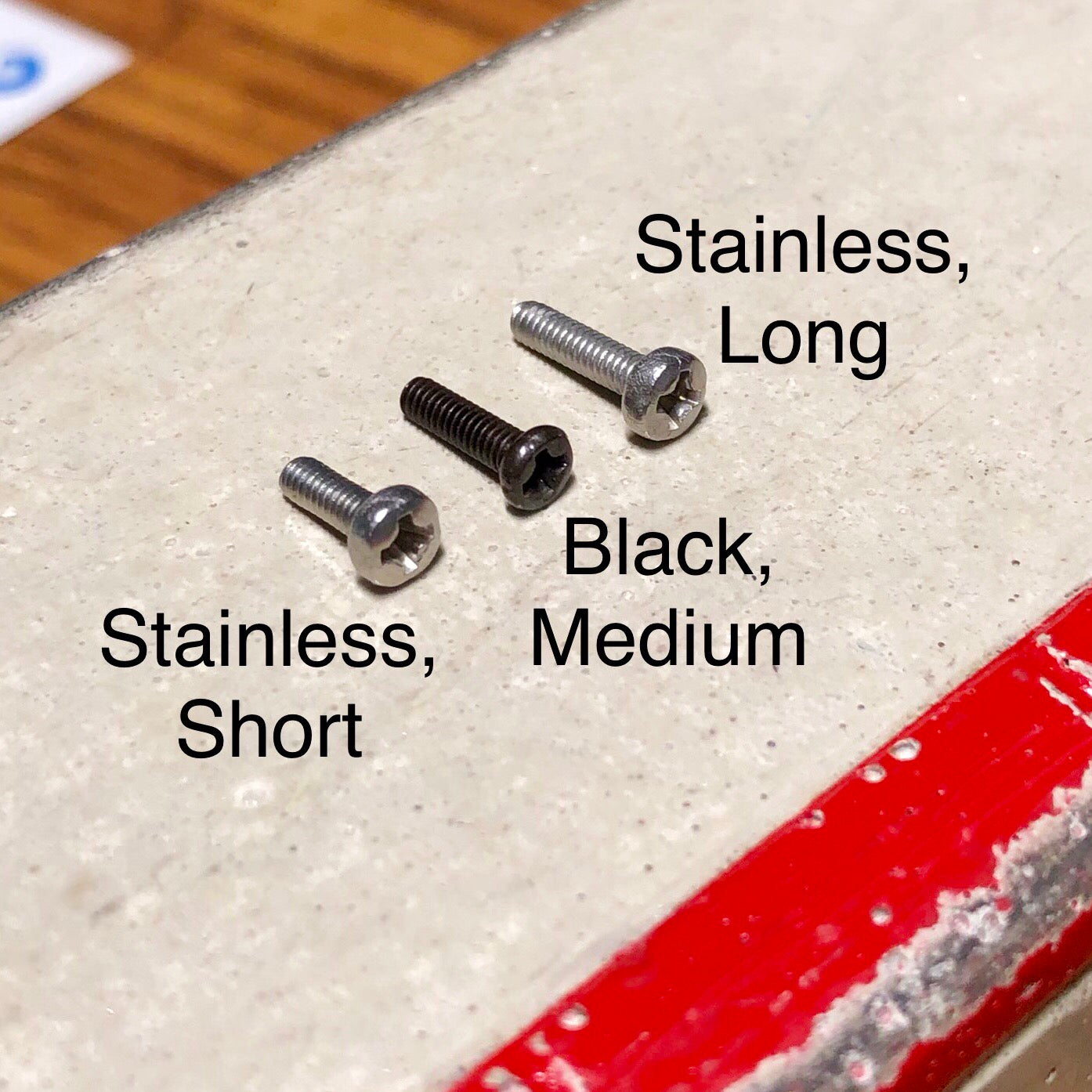 Image of Inverted Kingpins (For Y-Trucks)