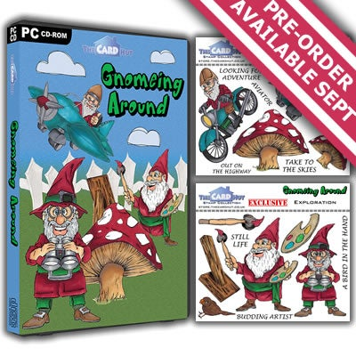 Image of Gnomeing Around Bundle Pack