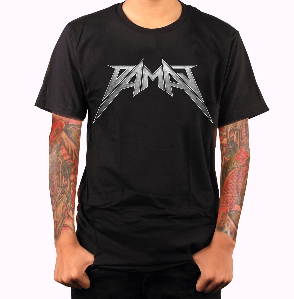 Image of DAMAJ LOGO SHIRT