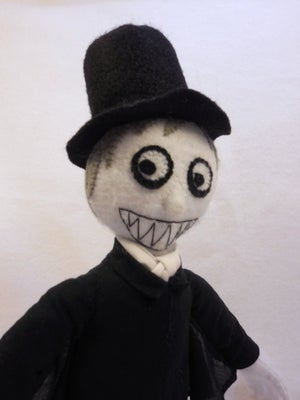 Image of London After Midnight, Vampire plush toy